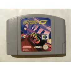 Extreme-G for Nintendo 64