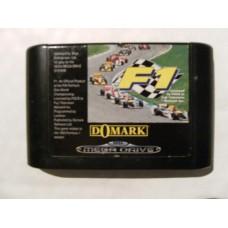 F1 for Sega Mega Drive