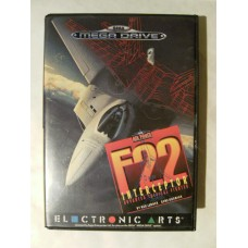F22 Interceptor for Sega Mega Drive
