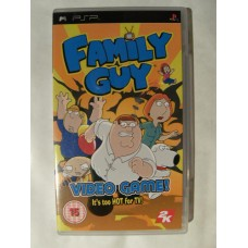 Family Guy: The Video Game for Playstation Portable