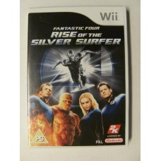Fantastic Four: Rise of the Silver Surfer for Nintendo Wii