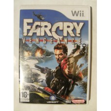 Farcry Vengeance for Nintendo Wii