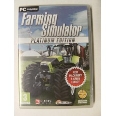 Farming Simulator 2011 for PC