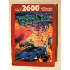 Fatal Run for Atari 2600
