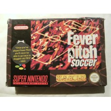 Fever Pitch Soccer for Super Nintendo