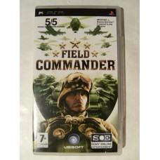 Field Commander for Playstation Portable
