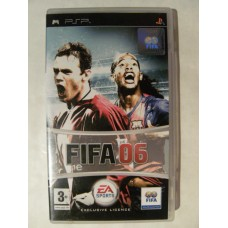 Fifa 06 for Playstation Portable