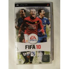 FIFA 10 for Playstation Portable