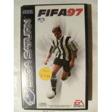 FIFA 97 for Sega Saturn