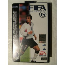 Fifa 98 for Sega Saturn