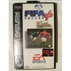 Fifa Soccer 96 for Sega Saturn