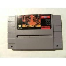 Final Fight NTSC for Super Nintendo