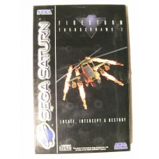 Firestorm: Thunderhawk 2 for Sega Saturn