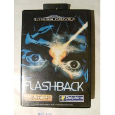 Flashback for Sega Mega Drive