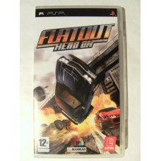 Flatout: Head On for Playstation Portable