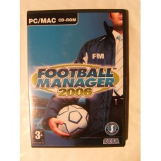 Football Manager 2006 for PC
