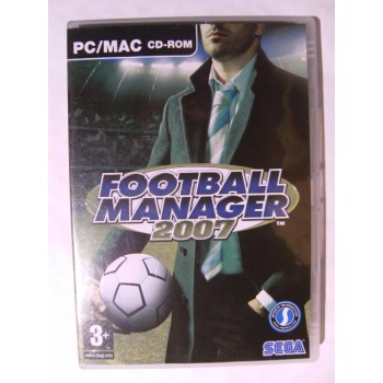 Football Manager 2007 for PC