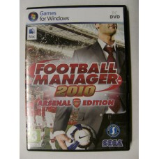 Football Manager 2010 Arsenal Edition for PC