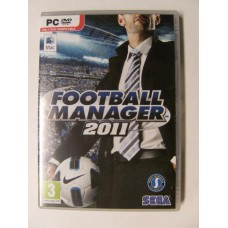 Football Manager 2011 for PC