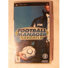 Football Manager Handheld for Playstation Portable