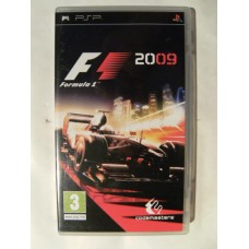 Formula 1 2009 for Playstation Portable