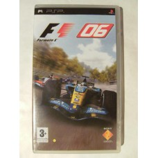 Formula One 06 for Playstation Portable