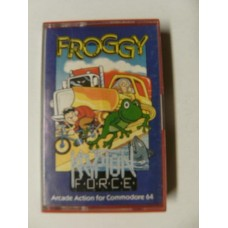 Froggy for Commodore 64
