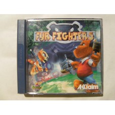 Fur Fighters for Sega Dreamcast