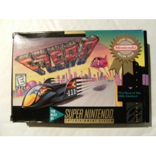 F-Zero NTSC for Super Nintendo