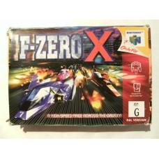 F-Zero X for Nintendo 64