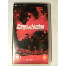 Gangs of London for Playstation Portable