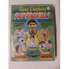 Gary Linekers Superskills for Commodore 64
