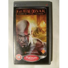 God of War: Chains of Olympus for Playstation Portable