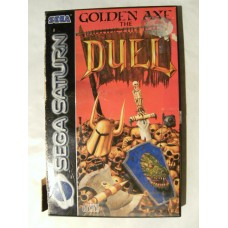 Golden Axe: The Duel for Sega Saturn
