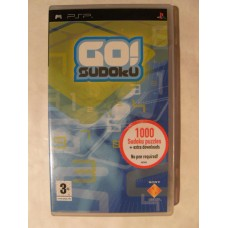 Go Sudoku for Playstation Portable
