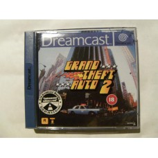 Grand Theft Auto 2 for Sega Dreamcast