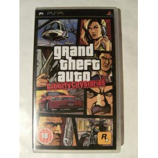 Grand Theft Auto: Liberty City Stories for Playstation Portable