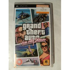 Grand Theft Auto: Vice City Stories for Playstation Portable