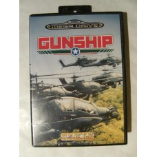 Gunship for Sega Mega Drive