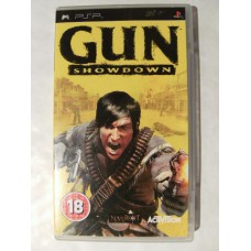 Gun: Showdown for Playstation Portable