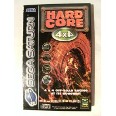 Hardcore 4x4 for Sega Saturn