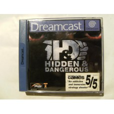 Hidden & Dangerous for Sega Dreamcast