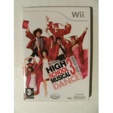 High School Musical 3 Dance for Nintendo Wii