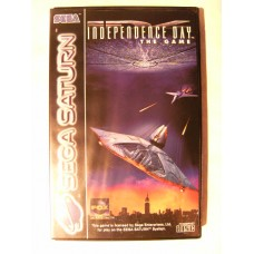 Independence Day: The Game for Sega Saturn