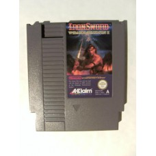 IronSword: Wizards & Warriors II for Nintendo NES A