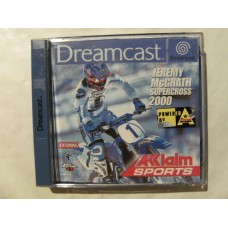 Jeremy McGrath Supercross 2000 for Sega Dreamcast