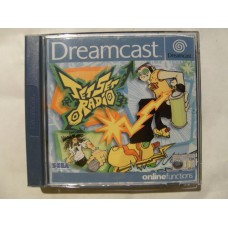 Jet Set Radio for Sega Dreamcast