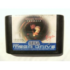 Jimmy White's Whirldwind Snooker for Sega Mega Drive