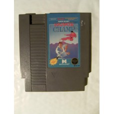 Karate Champ for Nintendo NES NTSC
