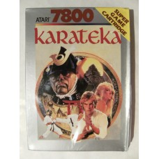 Karateka for Atari 7800